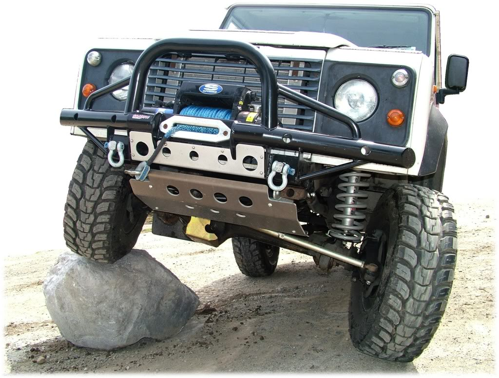 Profender Shocks Tf Tubular Bumper