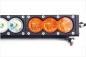 "Preview: 22"" LED LightBar WEISS/ORANGE"