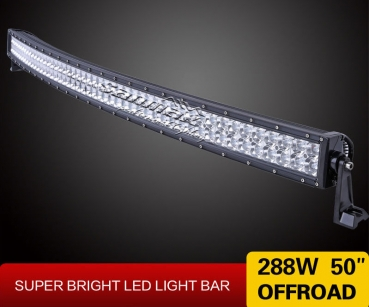 "50"" CURVED LED Lightbar"