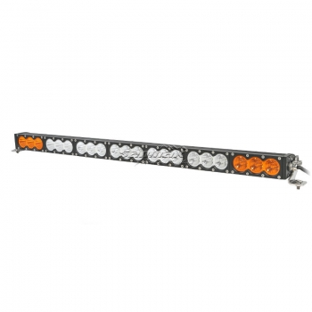 "54"" LED LightBar WEISS/ORANGE"